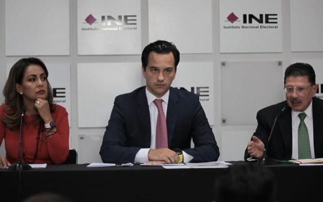 PRI solicita a INE analizar candidatura de Nestora Salgado - Foto de PRI