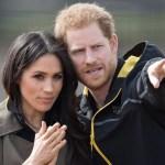 El príncipe Harry y Meghan Markle esperan su primer hijo - Foto de internet