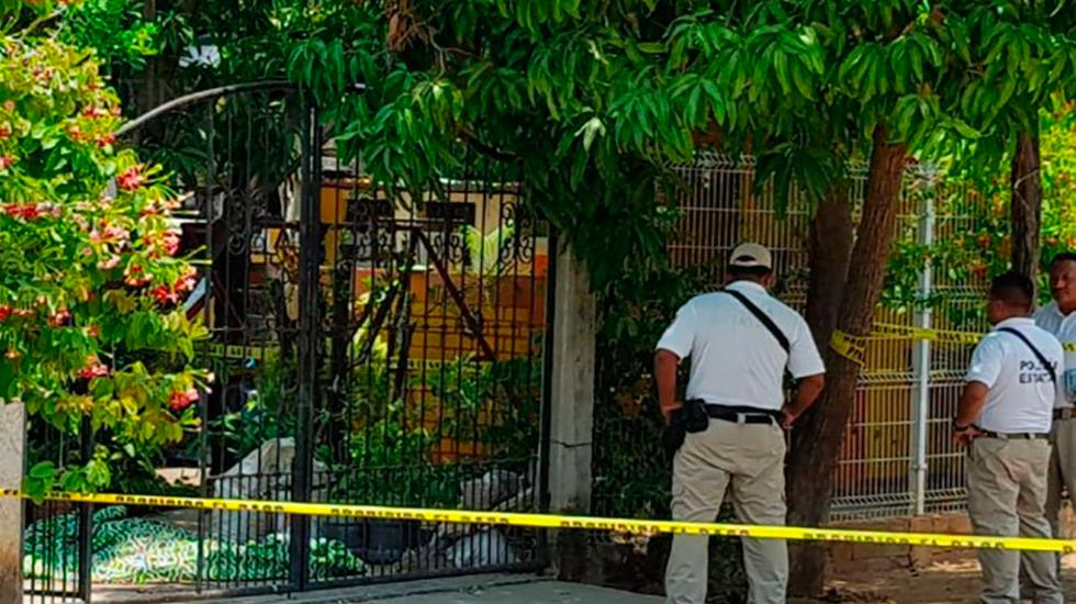 Asesinan a tiros a mujer en Puerto Escondido - Foto de Quadratín