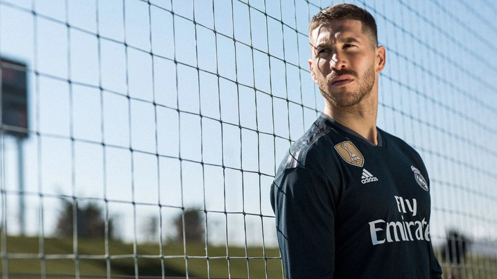 El Real Madrid presenta su nuevo uniforme - Foto de Real Madrid