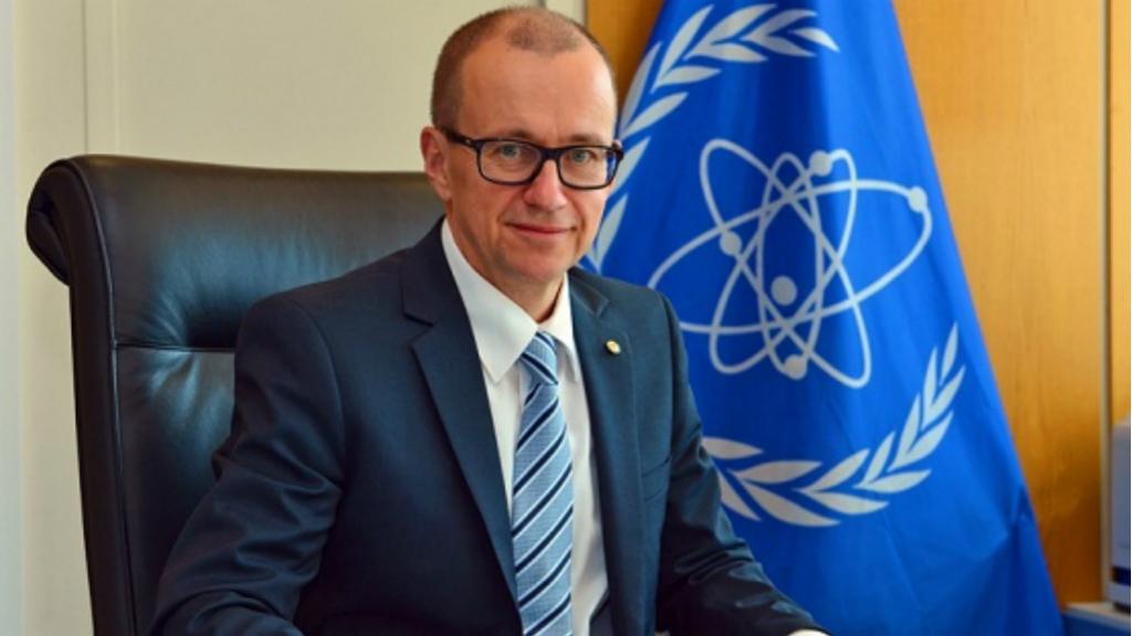 Dimite jefe de inspectores nucleares de la ONU - Foto de Internet