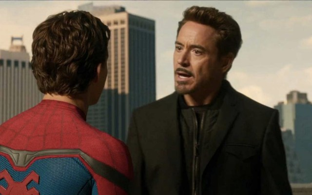 Robert Downey Jr. ganó más de 1 mdd por minuto en 'Spider-Man: Homecoming' - Captura de Pantalla