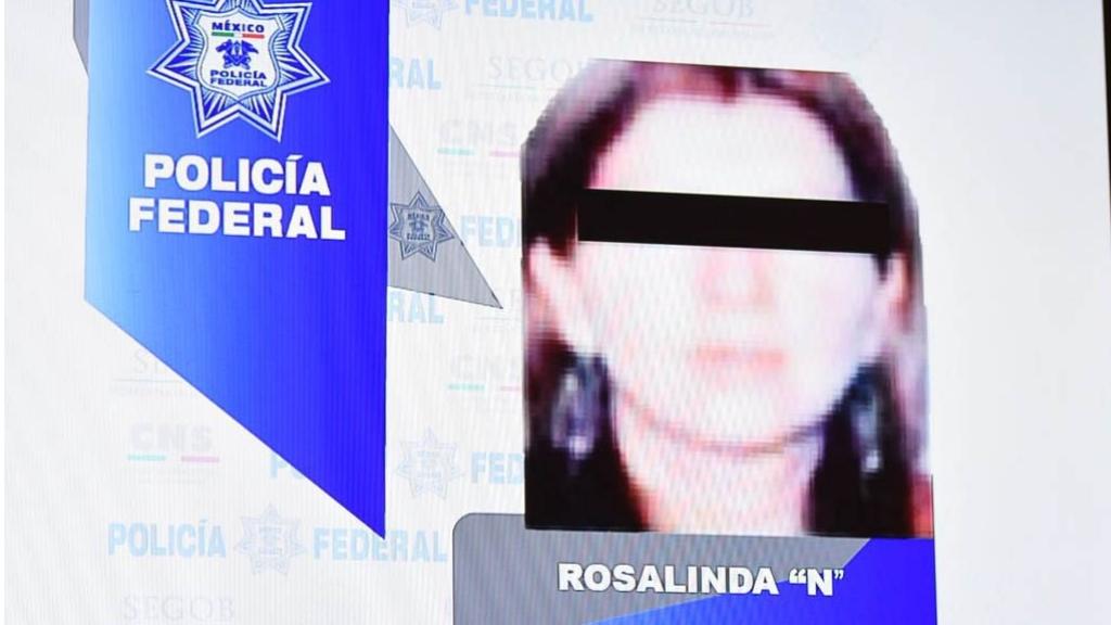 Así detuvieron a la esposa de 'El Mencho' - Foto de Quadratín