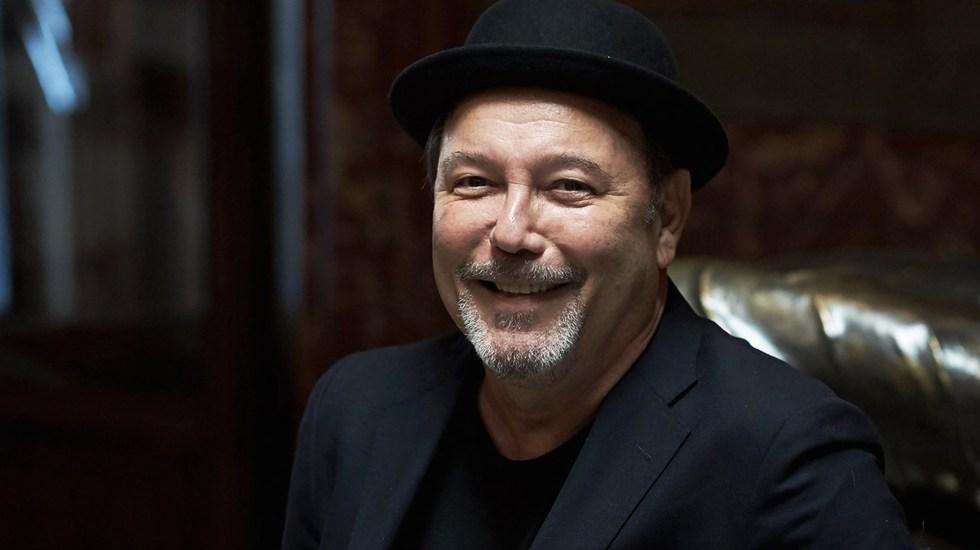 Roban fuerte suma a equipo de producción de Rubén Blades en Veracruz - Foto de Billboard