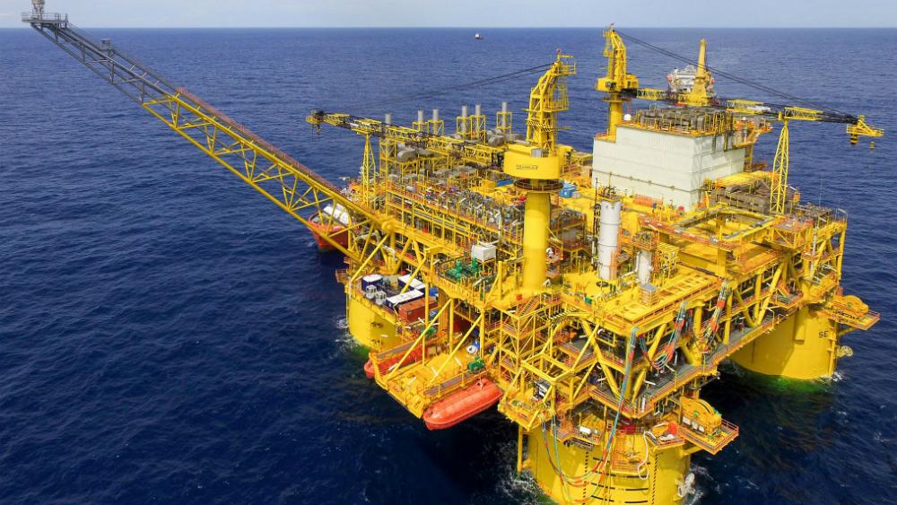 Prohíben a Greenpeace protestar en plataformas de Shell - Foto de Shell