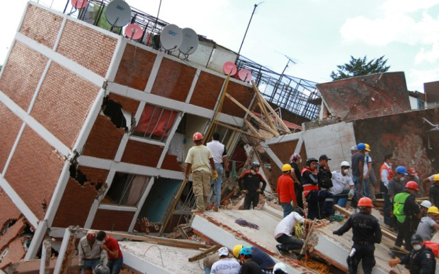 Preparan actualización de programa de reconstrucción en la Ciudad de México - sismo cdmx