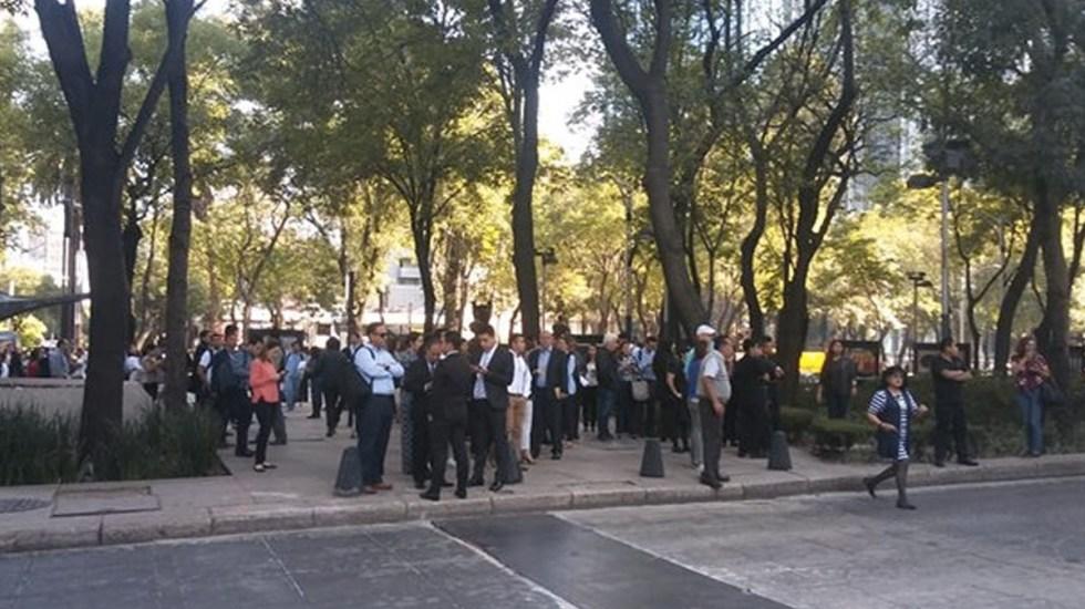 Sin daños en la Ciudad de México tras sismo magnitud 5.2 - Foto de Internet