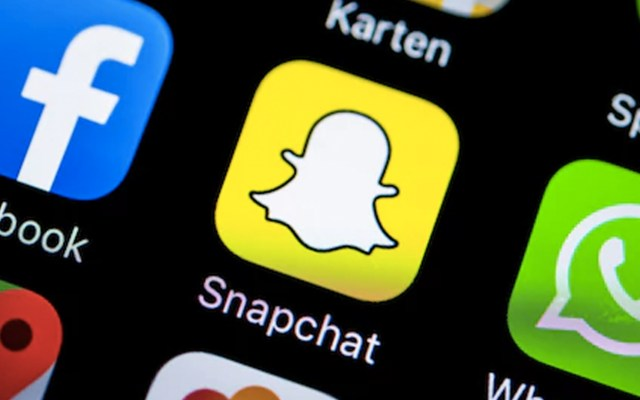 Snapchat adopta código europeo contra mensajes de odio - Foto de internet