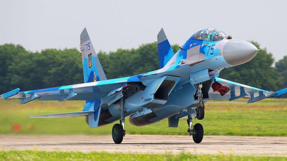 #Video Avión de combate ruso intercepta a aeronave de EE.UU. - Foto de internet