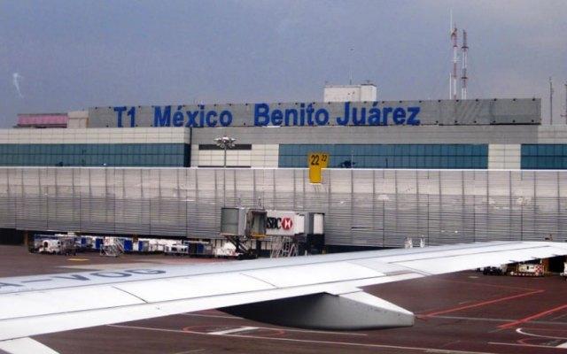 Cerrarán acceso a la Terminal 1 del AICM