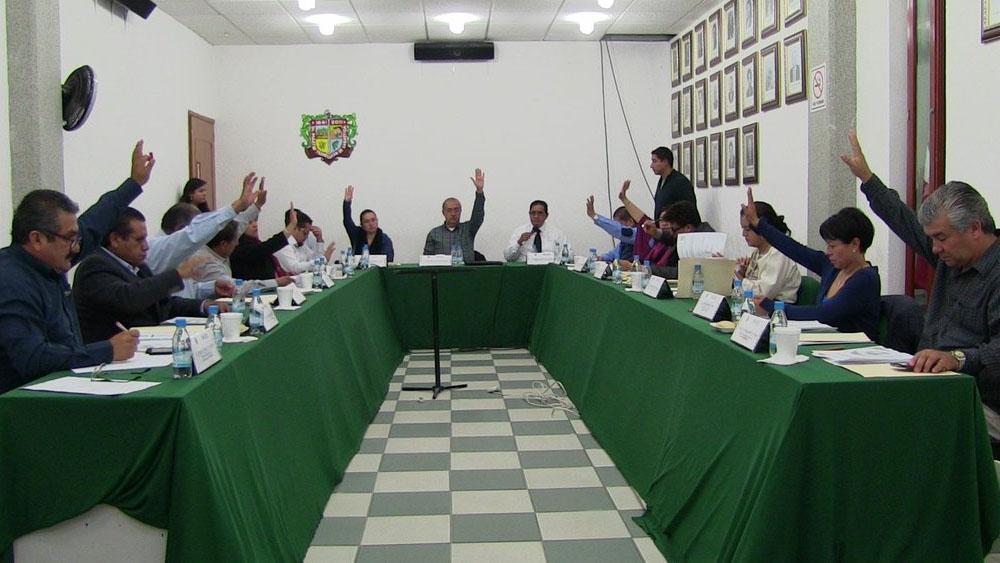 Vinculan a proceso a funcionarios de Texmelucan - Foto de @Com_Texmelucan