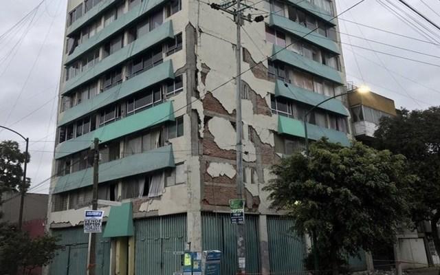 Sentencian a hombre por robo en edificio dañado por el sismo - Foto de internet