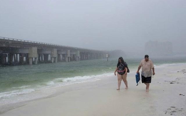Tormenta Alberto toca tierra en Florida - Foto de Miami Herald
