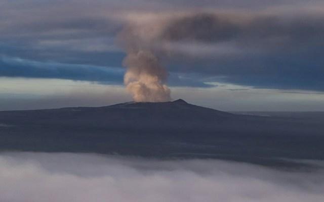 Evacuan a 10 mil personas en Hawaii por erupción del Kilauea - Foto de EPA