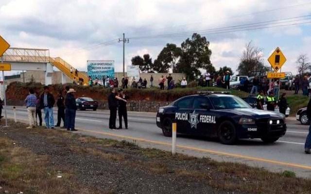 Cierran Autopista México-Querétaro tras accidente - Foto de archivo