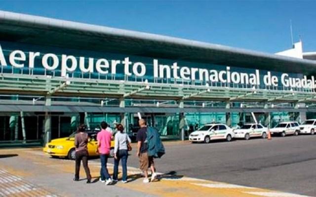 Crecen 40 por ciento ciberataques a aeropuertos - Foto de Notimex