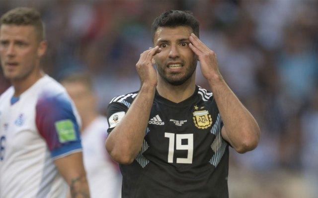 Argentina empata con Islandia - Foto de Mexsport