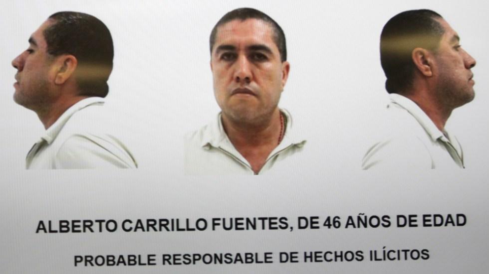 Condenan a hermano de Amado Carrillo a 13 años de prisión - Foto de Cuartoscuro