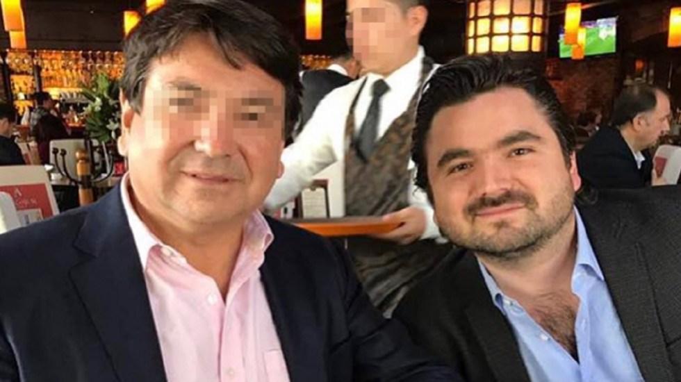 Otorgan amparo a hijo de Alejandro Gutiérrez - Alejandro Gutiérrez Gómez. Foto de internet