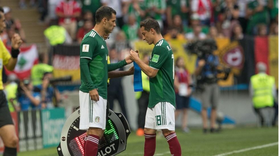 Así despidió la FIFA a Márquez, Iniesta y Mascherano - Foto de Mexsport