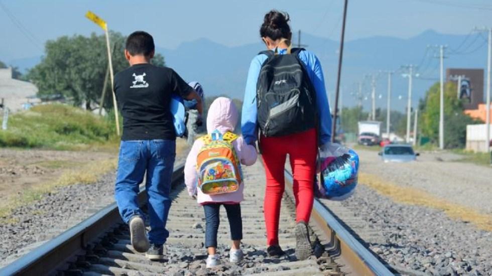 """Alerta Unicef """"estrés tóxico"""" en niños por política migratoria de Trump - Foto de @UNICEFenEspanol"""