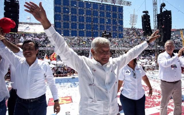 Medios internacionales se pronuncian sobre cantada victoria de AMLO - Foto de @lopezobrador_
