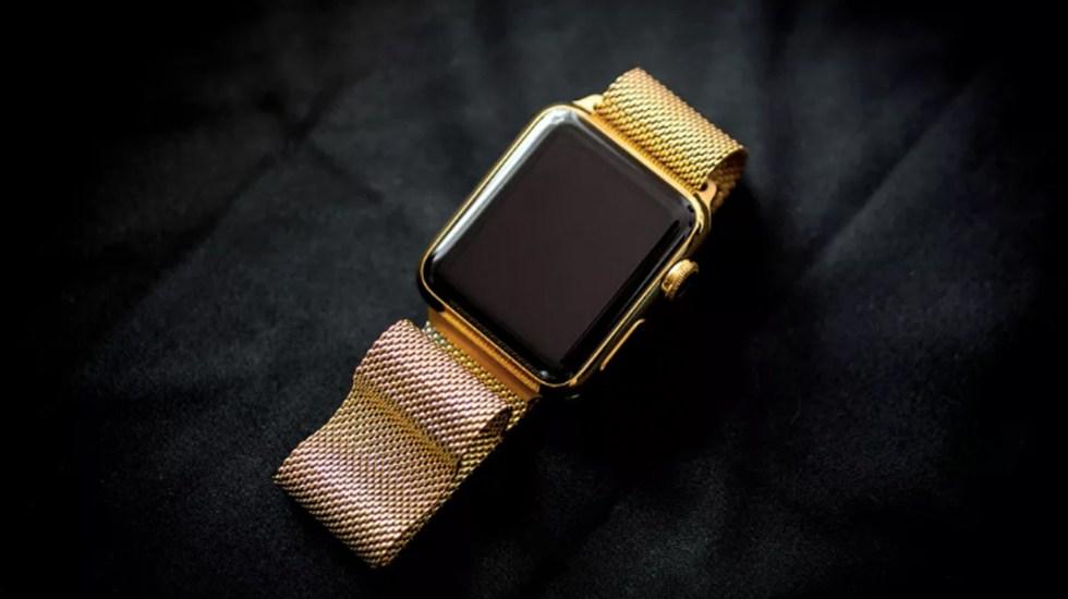 El Apple Watch de lujo será obsoleto - Foto de CNET