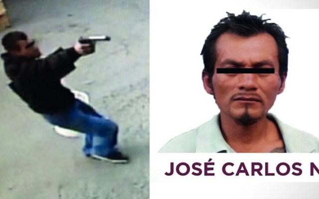 Detienen a presunto asesino de comandante en Ecatepec - Foto de Fiscalía Edomex