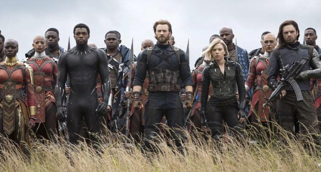 'Infinity War' supera los dos mil mdd recaudados en taquilla - Foto de Marvel Studios