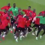#VIRAL El baile de la Selección de Senegal que le dio la vuelta al mundo