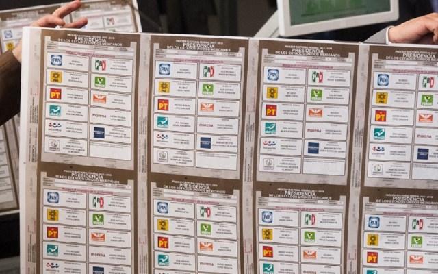 INE asegura que la elección está a salvo pese a robo de boletas - Foto de Cuartoscuro
