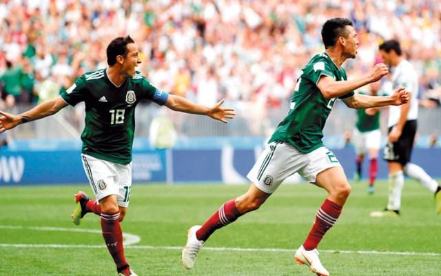 Candidatos felicitan a la Selección de México por pase a octavos