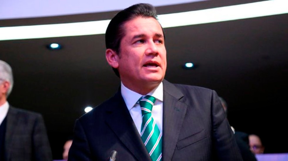 PVEM prohíbe a candidatos contratar seguridad privada - Carlos Puente. Foto de PVEM