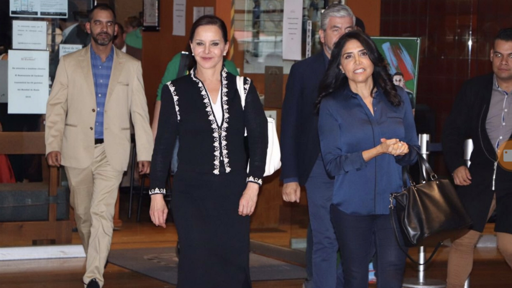 Carpinteyro pide votar por Alejandra Barrales - Foto de @Alejandro_Lelo