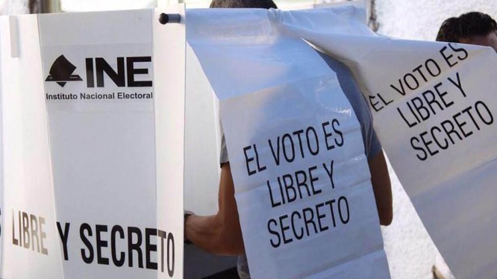 Muere persona de la tercera edad en casilla electoral - Foto de Internet