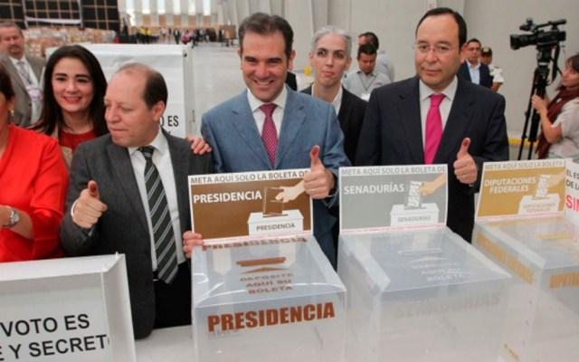 Las razones por las que podrían anular las elecciones de 2018 - Foto de Notimex