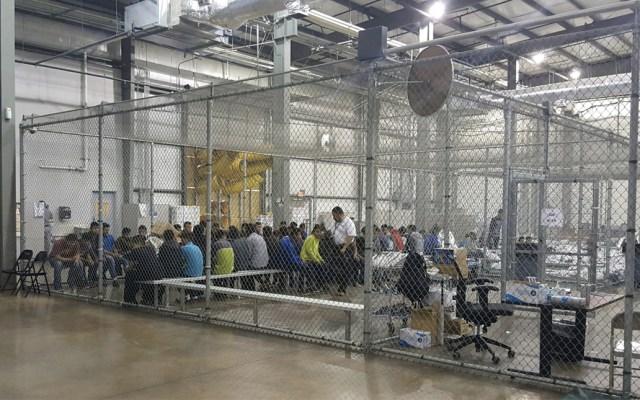 Hallan bebé prematura en centro de detención en Texas - bebé prematura