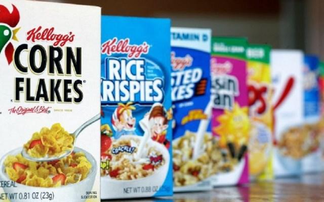 Cereal de Kellogg's podría causar salmonela - Foto de internet