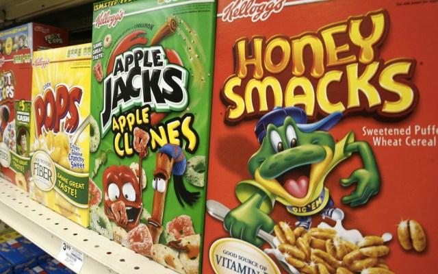 Retiran cereal de Kellogg's del mercado de EE.UU. por salmonela - Foto de internet