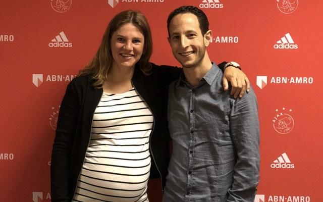 Ajax femenil renueva contrato a su delantera embarazada - Foto de Ajax