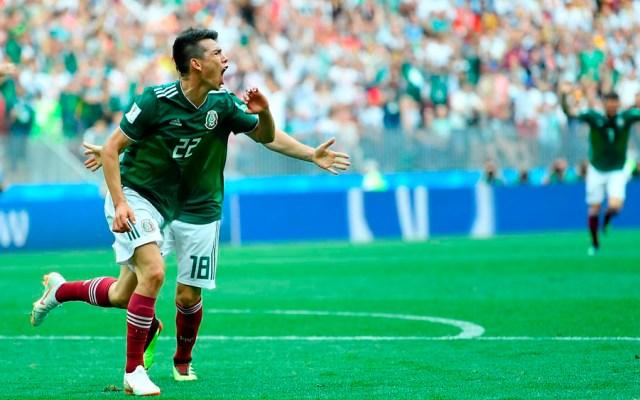 Televisa domina en transmisión del Alemania vs México - Foto de @miseleccionmx