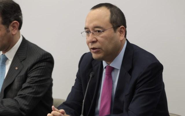 Ciro Murayama cuestiona propuesta de AMLO de adelantar revocación de mandato - Ciro Murayama, consejero del INE. Foto de INE