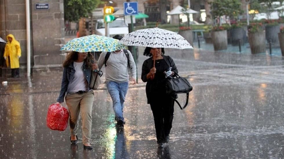 Pronostican fuertes lluvias y hasta torbellinos en el país - Foto de internet