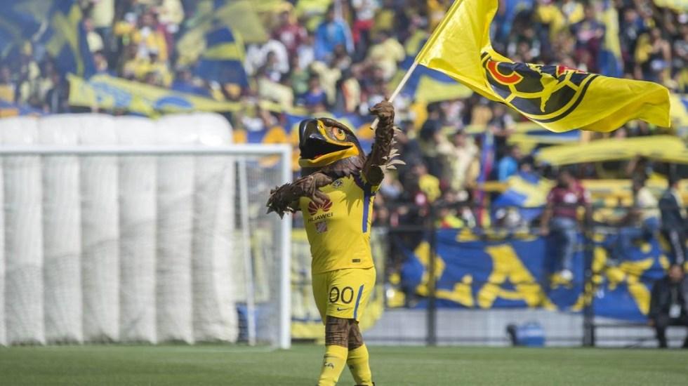 América cambia su horario de juegos en el Azteca - Foto de AS México