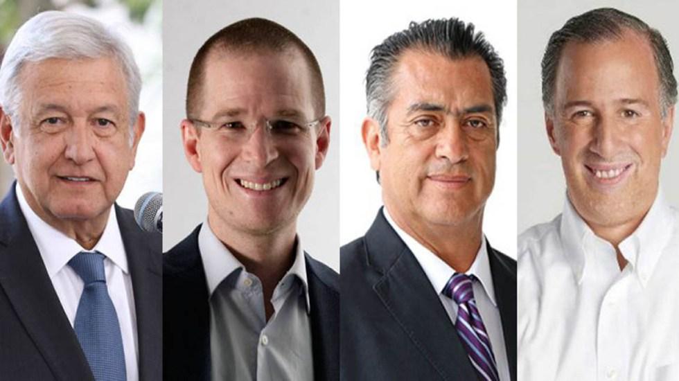 Consejo Mexicano de Negocios pacta #DiálogosPorMéxico con candidatos - Foto Alcaldes de México
