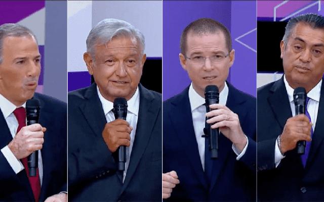 Así van las encuestas antes del último debate presidencial - Foto de internet