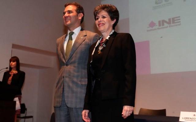 Nunca hubo conflicto entre el INE y el TEPJF: Córdova - Foto de @INEMexico