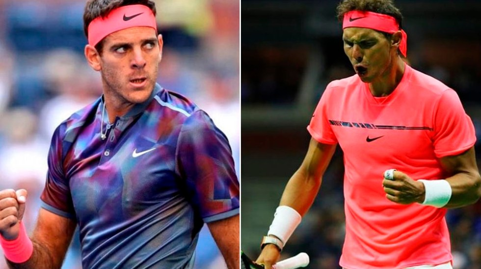 Del Potro jugará contra Nadal en semifinales de Roland Garros