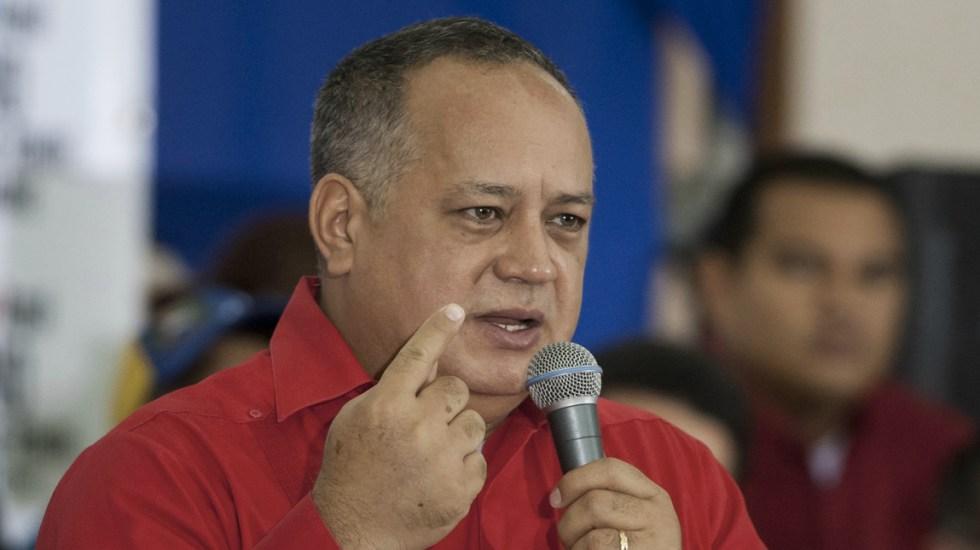 Diosdado Cabello, nuevo presidente de la Constituyente en Venezuela - Foto de internet