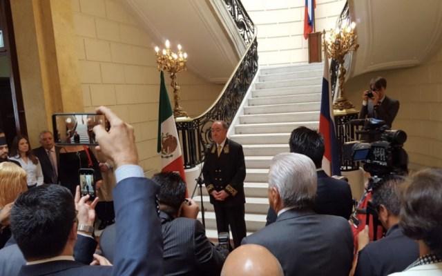Embajador de Rusia dice adiós a México - Foto de @CGBSenado